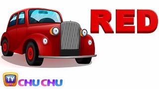 getlinkyoutube.com-Color Songs - The Red Song | Learn Colours | Preschool Colors Nursery Rhymes | ChuChu TV