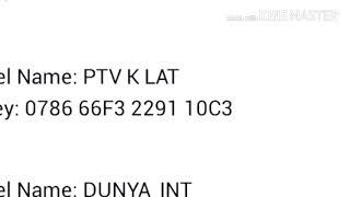 Ptv Sports Biss Key Live Paksat