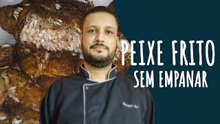 getlinkyoutube.com-Peixe Frito sem usar farinha (sem empanar)