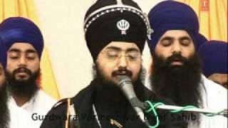 getlinkyoutube.com-Didar Bajaan Wale Da Sant Baba Ranjit Singh Ji (Dhadrian Wale) Part 2