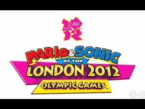 Mario &amp; Sonic London 2012 Olympic Games: Official Trailer