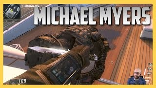 Michael Myers on Hijacked! - YES, BLACK OPS 2.