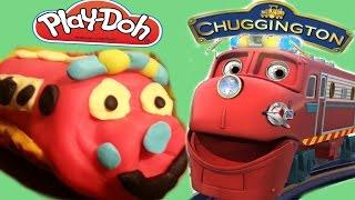 getlinkyoutube.com-Play-doh Tutorial: How to Make Wilson from Chuggington