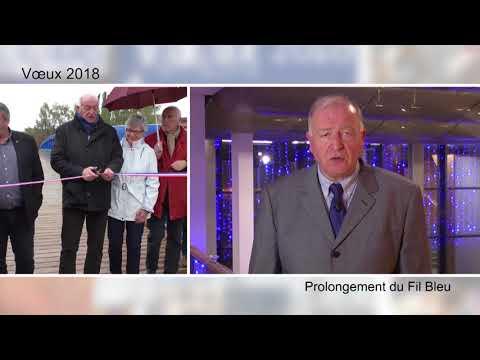 Voeux 2018 de M. Lionel FOURNIER, Maire de Rombas