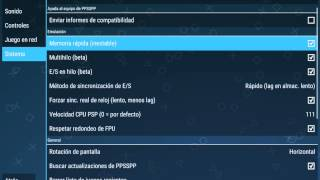 getlinkyoutube.com-Como configurar emulador de psp para Android PPSSPP PlayStation Portable