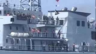 getlinkyoutube.com-Myanmar Navy and Army 2014