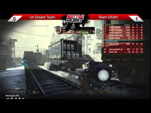 Un Dream vs DASH Bulls - Map 2 - Final Torneo BP 4vs4 19-Abril-2014