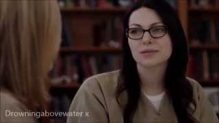 getlinkyoutube.com-ALL ALEX AND PIPER SCENES / SEASONS 1 & 2 / OITNB