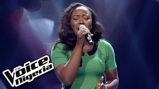 Oni Roxy sings 'One Moment In Time' / Blind Auditions / The Voice Nigeria 2016