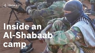 getlinkyoutube.com-Inside an Al-Shabaab training camp