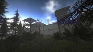 getlinkyoutube.com-Speed Level Design: Military-Base Road [Unity3D]