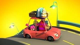 getlinkyoutube.com-El Auto de Papá - Rondas y Canciones Infantiles 2