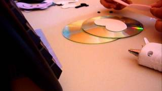 Vaquita de fomi con cds