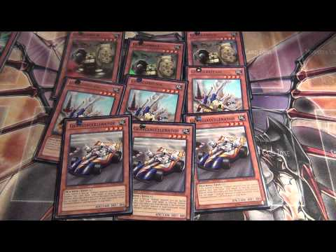 Geargia Deck Profile March 2013
