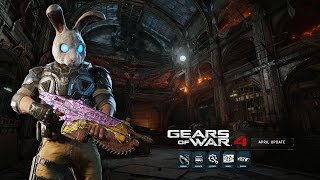 Gears of War 4 - April Update