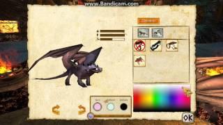getlinkyoutube.com-School of Dragons - Sand Wraith!
