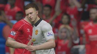 getlinkyoutube.com-FIFA 15 เป็นเกมตลกคาเฟ่ w/Xcrosz
