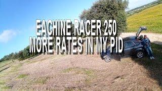 getlinkyoutube.com-Eachine Racer 250 - More Rates in my PID