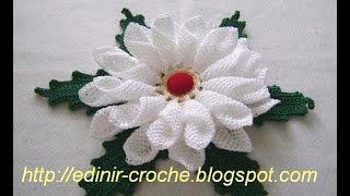 getlinkyoutube.com-Crochet Patterns  for free  crochet roses  1076