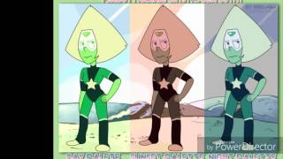 Peridot and Lapis Lazuli are Crystal Gems !