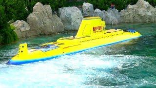 FINDING NEMO Submarine Voyage at Disneyland California