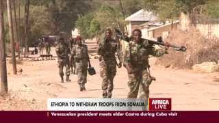 getlinkyoutube.com-Ethiopia Might Fully Withdraw Forces From Somalia