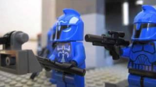 getlinkyoutube.com-Lego Star Wars MOC Coruscant