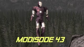 getlinkyoutube.com-Let´s Play Skyrim Mods 043 - Iron Man HD