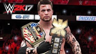 getlinkyoutube.com-WWE UNITED STATES CHAMPIONSHIP!! Part 1 (WWE 2K17 My Career - Episode 12)