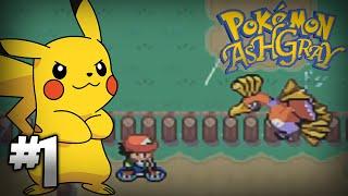 getlinkyoutube.com-Let's Play Pokemon: Ash Gray - Part 1 - I should've set an alarm!