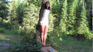 getlinkyoutube.com-Duct Taped to a Tree