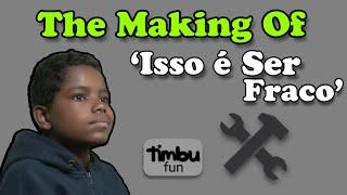 "getlinkyoutube.com-The Making Of: ""Isso é Ser Fraco"" (Remix) - By Timbu Fun"