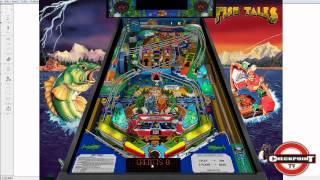 getlinkyoutube.com-Tutorial - Visual Pinball e VPINMAME - Emulador e simulador de maquinas de Pinball