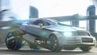 WipEout 2048 'Opening Cinematic' TRUE-HD QUALITY