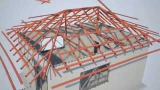 getlinkyoutube.com-วีดีโอสาธิต การสร้างบ้านตัวอย่าง ด้วยอิฐบล๊อค นาโน (Nano Block)