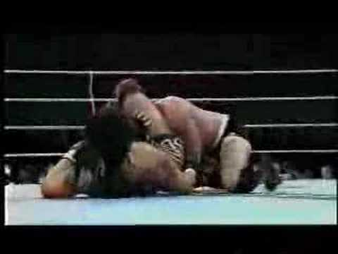 genki sudo vs craig oxley (sick fight)