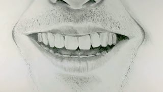 getlinkyoutube.com-How to Draw a Smiling Mouth