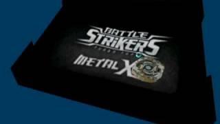 getlinkyoutube.com-Battle Strikers Universe: Model Test 1