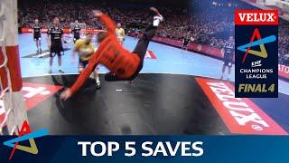 getlinkyoutube.com-Top 5 Saves   2015 VELUX EHF FINAL4