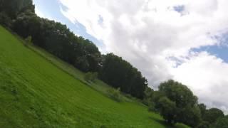 getlinkyoutube.com-Some fpv drone racing fun close to Berlin / Armattan F1-6