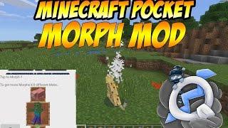 getlinkyoutube.com-Morph Mod MCPE 0.14.0
