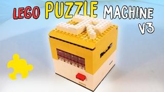 getlinkyoutube.com-LEGO Puzzle Game Machine V3
