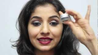 getlinkyoutube.com-How to Apply Gel Eyeliner - A Step by Step Guide!! - Akriti Sachdev
