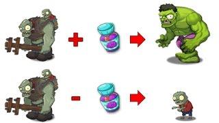 getlinkyoutube.com-Plants Vs Zombies Fan Made el Increible Zombistein Hulk