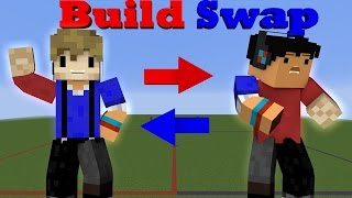 getlinkyoutube.com-BUILD SWAP! Minecraft Minigame /w Taurtis