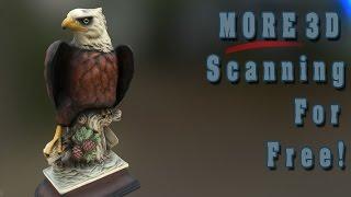 getlinkyoutube.com-MORE 3D Scanning For Free!