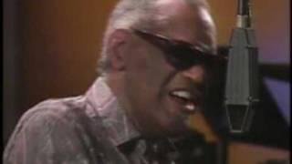 getlinkyoutube.com-Let it be - Ray Charles