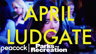 getlinkyoutube.com-Parks and Recreation - April Ludgate's Best Moments (Supercut)