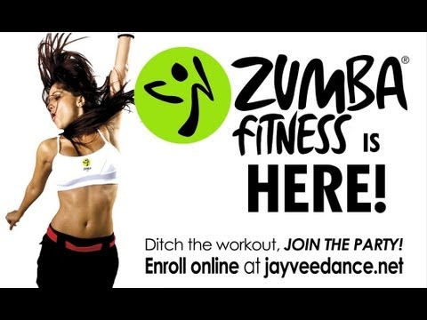 Learn about Zumba Fitness. What is Zumba. Zumba Explained on EYB