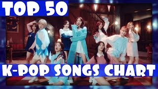 getlinkyoutube.com-[TOP 50] K-POP SONGS CHART • NOVEMBER 2016 (WEEK 4)